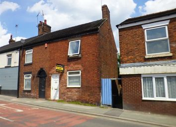 Thumbnail 2 bedroom terraced house for sale in Crewe Road, Wheelock, Sandbach