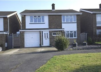 Thumbnail 5 bed detached house for sale in Sandown Way, Bexhill-On-Sea