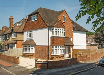 Thumbnail 5 bedroom detached house for sale in Westville Road, Thames Ditton
