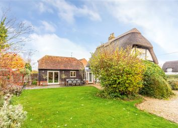 Thumbnail 4 bed detached house for sale in Main Street, East Hanney, Wantage