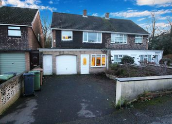 Thumbnail 3 bed semi-detached house for sale in Queen Street, Walsall Wood, Walsall, West Midlands