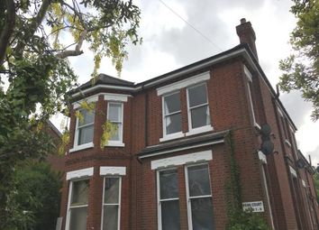 Thumbnail 1 bed flat for sale in 48 Cobbett Road, Southampton, Hampshire