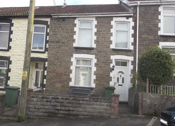 Thumbnail 3 bed terraced house for sale in William Street, Cilfynydd, Pontypridd