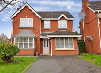 4 bed detached house for sale in Bronington Close, Manchester M22