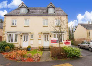 Thumbnail 4 bed semi-detached house for sale in Denbeigh Court, Hirwaun, Aberdare