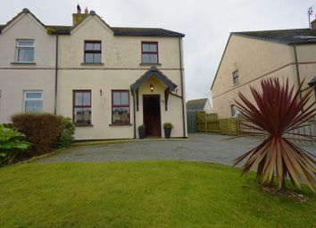 Thumbnail 3 bed semi-detached house for sale in Oak Avenue, Ballyhalbert