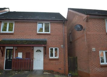 Thumbnail 2 bed end terrace house to rent in Highfield Road, Ashbourne