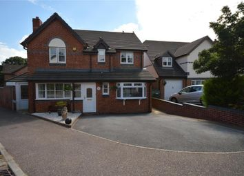 Thumbnail 4 bed detached house for sale in St. Briac Way, Exmouth, Devon