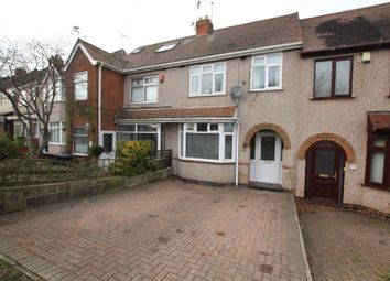 Thumbnail 3 bed terraced house for sale in St. Giles Road, Coventry