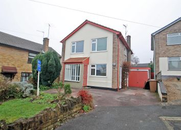Thumbnail 4 bed detached house for sale in Lambourne Gardens, Woodthorpe, Nottingham