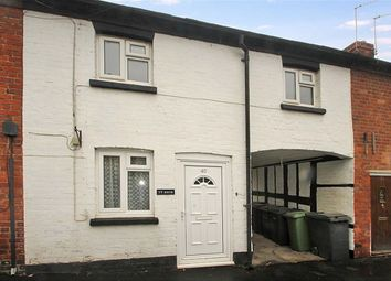 Thumbnail 2 bed terraced house for sale in Upper Brook Street, Oswestry