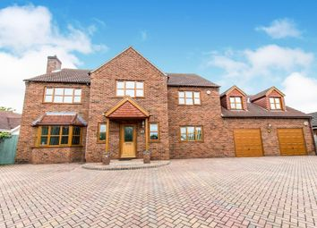 4 bed detached house for sale in Fulmar Road, Lincoln LN6