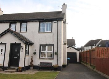 Thumbnail 3 bed semi-detached house to rent in Cairndore Walk, Newtownards