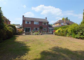 Elsenwood Crescent, Camberley, Surrey GU15. 4 bed detached house