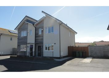 Thumbnail 2 bed semi-detached house for sale in Easington Road, Hartlepool