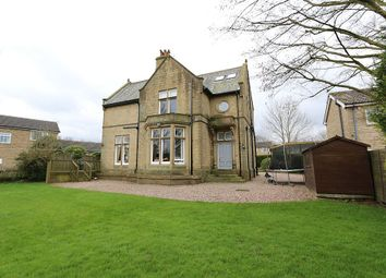 Thumbnail 6 bed detached house for sale in Sutton Drive, Cullingworth, Bradford, West Yorkshire