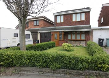 Thumbnail 3 bedroom detached house for sale in Ingledew Close, Walsall