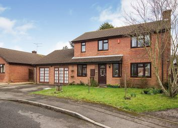 Thumbnail 4 bedroom detached house for sale in Fabian Drive, Stoke Gifford, Bristol