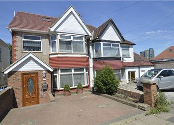 Thumbnail 4 bedroom end terrace house for sale in Grove Crescent, Kingsbury