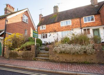 Thumbnail 2 bed end terrace house for sale in High Street, Burwash, East Sussex