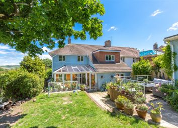 Thumbnail 4 bed semi-detached house for sale in North Way, Lewes