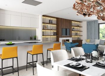 Thumbnail 4 bed town house for sale in Brookdale Street, Manchester