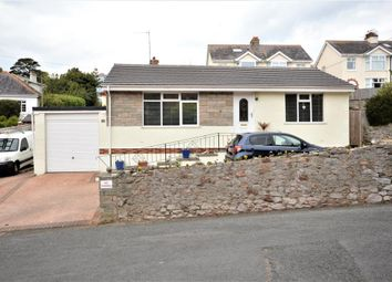 Thumbnail 2 bedroom detached bungalow for sale in Paradise Road, Teignmouth, Devon