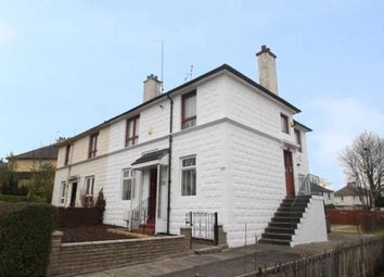 Thumbnail 2 bed flat for sale in Ashdale Drive, Glasgow, Lanarkshire