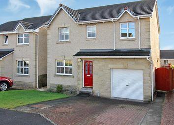 Thumbnail 4 bed detached house for sale in Carrongrange Grove, Stenhousemuir, Larbert