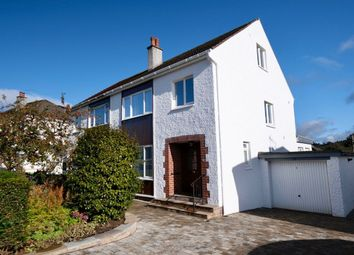 Thumbnail Semi-detached house for sale in 10 Mcgrigor Road, Milngavie, Glasgow