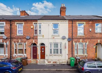 Thumbnail 2 bed terraced house for sale in Albany Road, New Basford, Nottingham