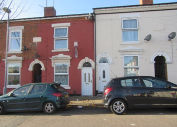 Thumbnail 2 bed terraced house for sale in Church Street, Lozells, Birmingham