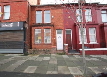 Thumbnail 2 bed terraced house to rent in Linacre Lane, Bootle