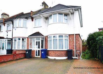 Thumbnail 3 bed end terrace house for sale in Cecil Road, Off North Acton Playing Fields, Acton, London
