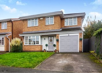 Thumbnail 4 bed detached house for sale in Betley Close, Northwich