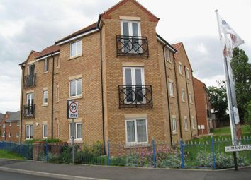 Thumbnail 1 bed flat for sale in Manifold Way, Wednesbury