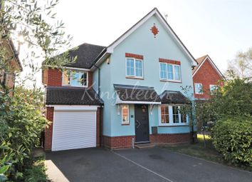 Coopers Crescent, West Bergholt, Colchester, Essex CO6. 4 bed country house