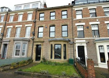Thumbnail 8 bedroom terraced house for sale in Percy Park, Tynemouth, North Shields