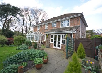 Thumbnail 5 bed detached house for sale in Lower Golf Links Road, Broadstone