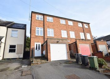 Thumbnail 4 bedroom end terrace house for sale in Glenview Road, Boxmoor, Hemel Hempstead