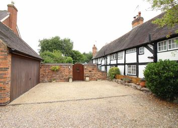 Thumbnail 3 bed cottage for sale in Brookside Road, Breadsall Village, Derby