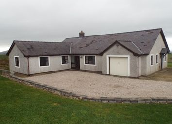 Thumbnail 3 bed bungalow to rent in Llannefydd, Denbigh