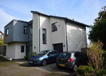Thumbnail 4 bed detached house for sale in Higher Woodway Road, Teignmouth, Devon