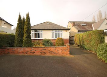 Thumbnail 3 bed detached bungalow for sale in Derby Road, Wingerworth, Chesterfield