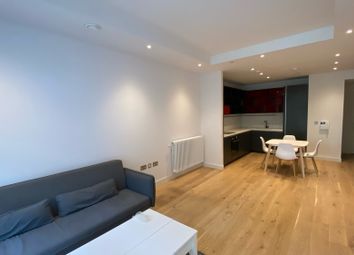 Thumbnail 1 bed flat to rent in Defoe House, City Island Way, Canning Town, Greater London