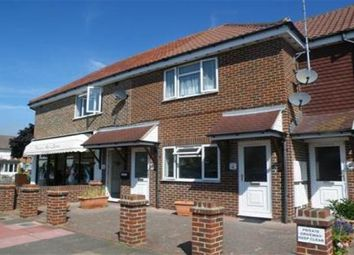 Thumbnail 1 bed flat to rent in Crowborough Drive, Goring-By-Sea, Worthing