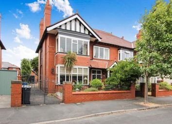 Thumbnail 4 bed semi-detached house for sale in Rowsley Road, Lytham St Anne's, Lancashire, England