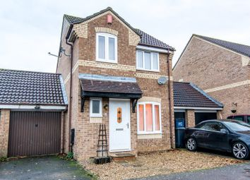Thumbnail 3 bed detached house for sale in Oransay Close, Northampton, Northamptonshire