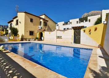 Thumbnail 6 bed villa for sale in Calpe, Valencia, Spain