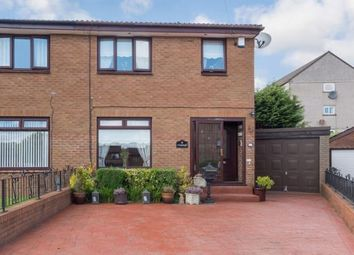 Thumbnail 3 bedroom semi-detached house for sale in Lyoncross Crescent, Barrhead, East Renfrewshire, .